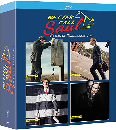 Better call Saul - Temporadas 1-4 [Blu-ray]